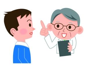 læge patient